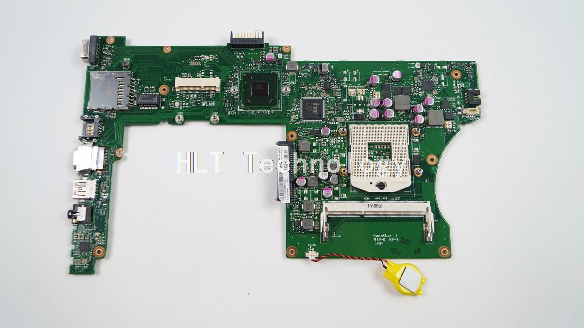 For Asus X501A X301A X401A laptop motherboard DDR3 PGA989 REV2.0 support B820 B960 CPU integrated graphic card 100% fully tested asus ms g31mel support ddr2 775 pin integrated small plate g31 motherboard