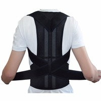 2015 Arrival Hot Sale Adjustable Magnetic Shoulder Posture Corrector Chest Support Belt Vest Health Care Supports