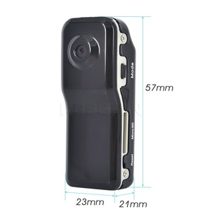 Image 5 - Kebidu 720P مسجل فيديو عالي الوضوح للسيارة Mini DV DVR كاميرا رياضية للدراجة/دراجة نارية فيديو مسجل الصوت مسجل فيديو رقمي صغير كاميرا + حامل