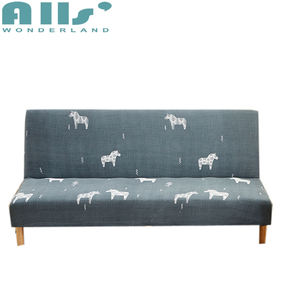 Modern sofa slipcovers for living room horse pattern reclining chair fabric corner sofa fashion stretch furniture cover in sofa cover from home garden on