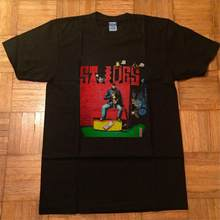 vintage 1994 St Ides Snoop Doggy Dogg T-Shirt 90s doggystyle REPRINT(China)
