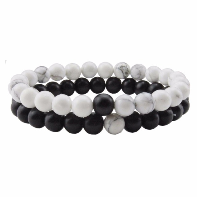 Beads Bracelet Promise For S Jewelry Gift Her Him Long Distance Relationships