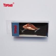 yapada metal vib spoon bait fishing 10g 15g 20g 25g 3dfish eye isca artificial bass carp fishing tackles china fishing equipment