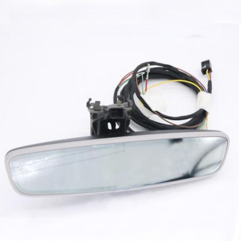 Rear View Mirror + Wire harness For  Golf 7 MK7 mimio view
