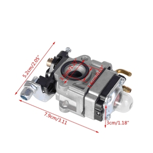 Image 5 - Free delivery Carburetor 10mm Carb w/ Gasket For Echo SRM 260S 261S 261SB PPT PAS 260 261 BC4401DW Trimmer New