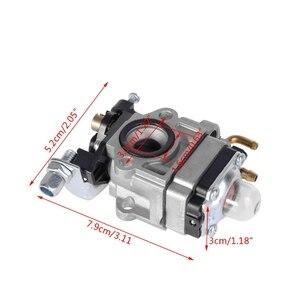 Image 5 - 에코 SRM 260S 261S 261SB PPT PAS 260 261 BC4401DW 트리머 용 무료 배송 기화기 10mm 카브 w/가스켓