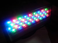 High Quality Lowest Price DMX512 36W RGB Changing LED Flood Light