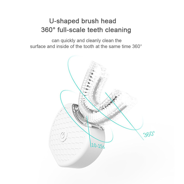 360™ – Sonic Automatic Toothbrush