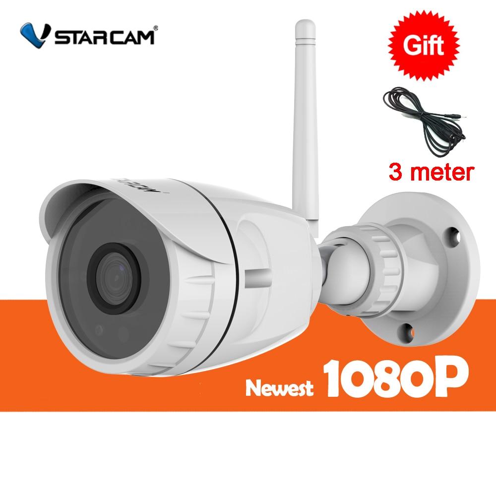 Vstarcam C17S WIFI IP Camera 1080P Wireless P2P CCTV Bullet Security Outdoor Camera Onvif IP66 Waterproof