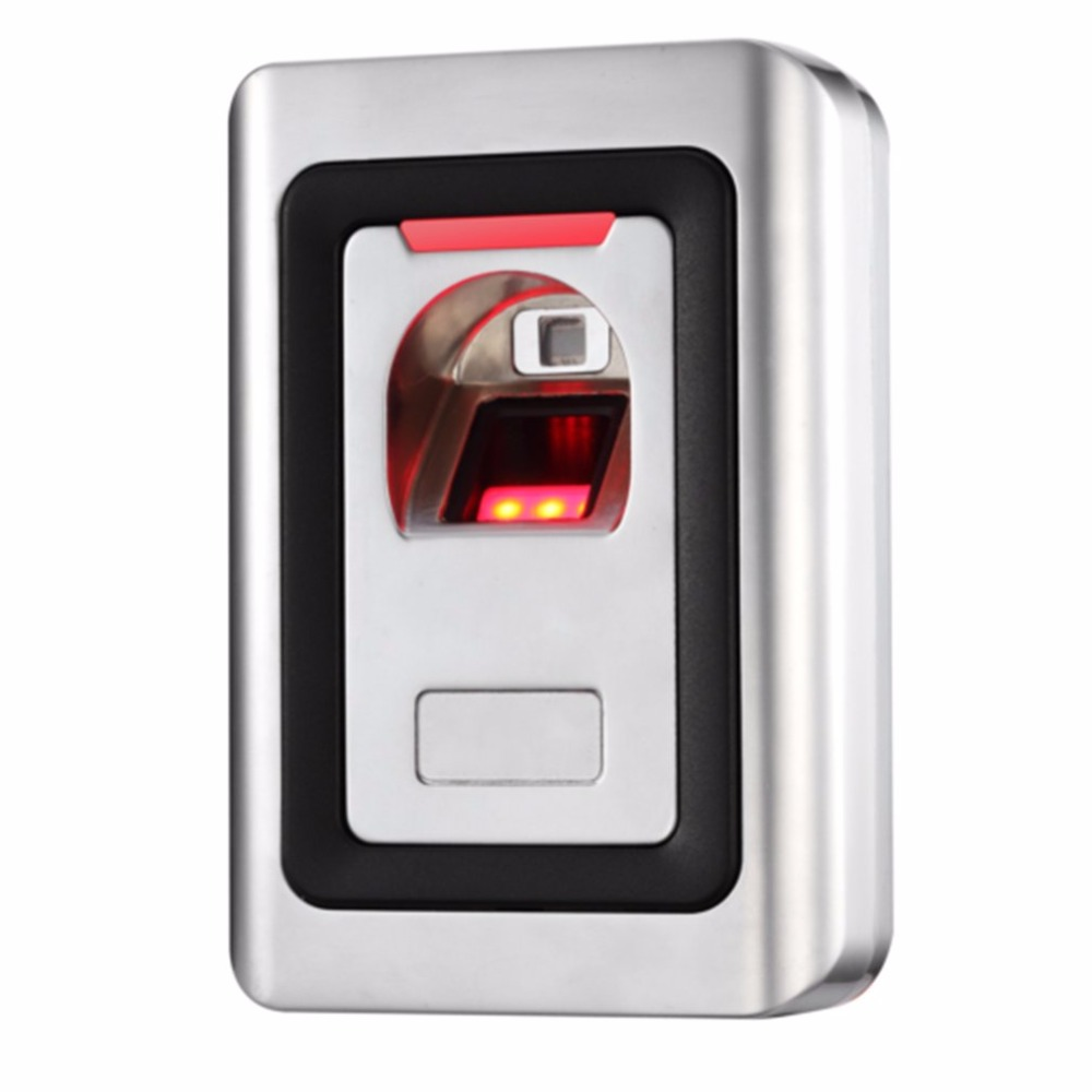 LESHP Metal Fingerprint Access Control System Thermal Sensors Remote Control Receiver Double LED Lights 1000 Capacity multimode fibre broadband access and self referencing sensors networks