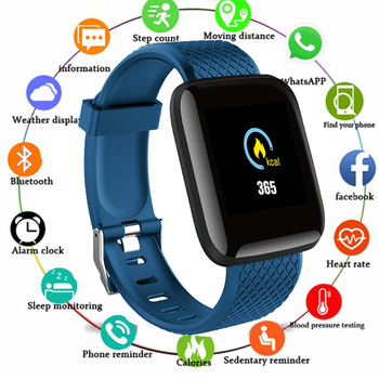 2019 1.3 Inch Smart Watch Men IP67 Waterproof Heart Rate Monitor Smartwatch Women For Android IOS PK Apple Watch Miband 4 fitbit