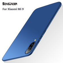 For Xiaomi Mi 9 Case Cover Business Ultra Slim Hard PC Back Cover For Xiao Mi Xiaomi Mi 9 Mi9 Case Phone Coque Funda xiaomi mi 9 case silm shockproof cover luxury ultra thin smooth hard pc phone case for xiaomi mi 9 back cover for xiaomi mi9