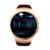 2016 Mais Novo Do Bluetooth Smartwatch relógio inteligente tela cheia Suporte por Telefone SIM TF Cartão de Monitoramento da Freqüência Cardíaca Para Android Ios Telefone