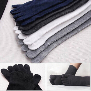 Image 5 - New Arrival 10 par mężczyzna kobiet skarpetki idealne na pięć 5 palec u nogi buty Unisex gorąca sprzedaż