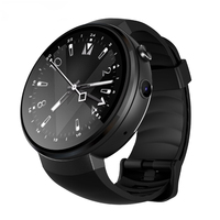 2018 gps Смарт часы Для мужчин Z28 Android 7,0 1 ГБ + 16 ГБ Smartwatch сердечного ритма Поддержка Wi Fi Nano SIM card 4 г Smartwatch Для мужчин для iPhone