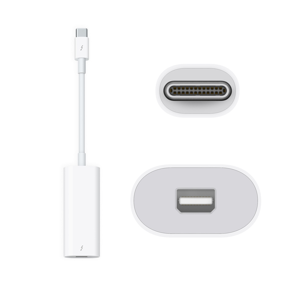 40 Gbps USB C Thunderbolt 3 Poort naar Thunderbolt 2 Adapter voor 2016 Macbook Pro Display MC914 & Harde Schijf-in Adapter type C van Consumentenelektronica op AliExpress - 11.11_Dubbel 11Vrijgezellendag 1