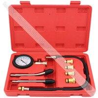 Engine Cylinder Compression Tester Kit Engine Pressure Tester For Petrol Engine