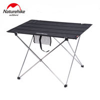Naturehike Outdoor Folding Table Travel Camping Wild Dining Picnic Thicken Oxford Cloth Super Light Portable Tea