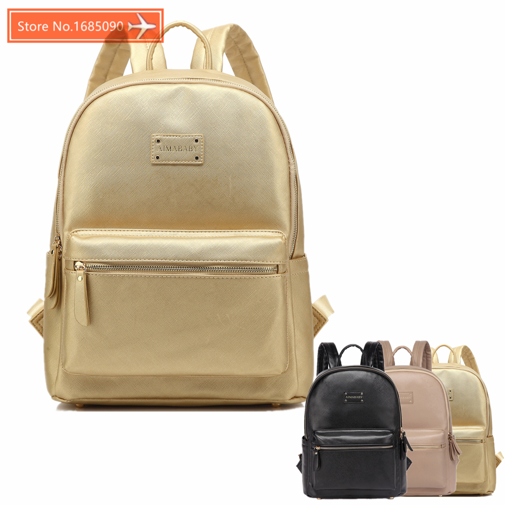 2018 NEW PU designer baby diaper nappy changing mummy Maternity bag Organizer Bags for mom backpack bolsa maternidade 109 pu leather baby travel mummy maternity changing nappy diaper tote bag backpack baby orgenizer bags bolsa maternidad