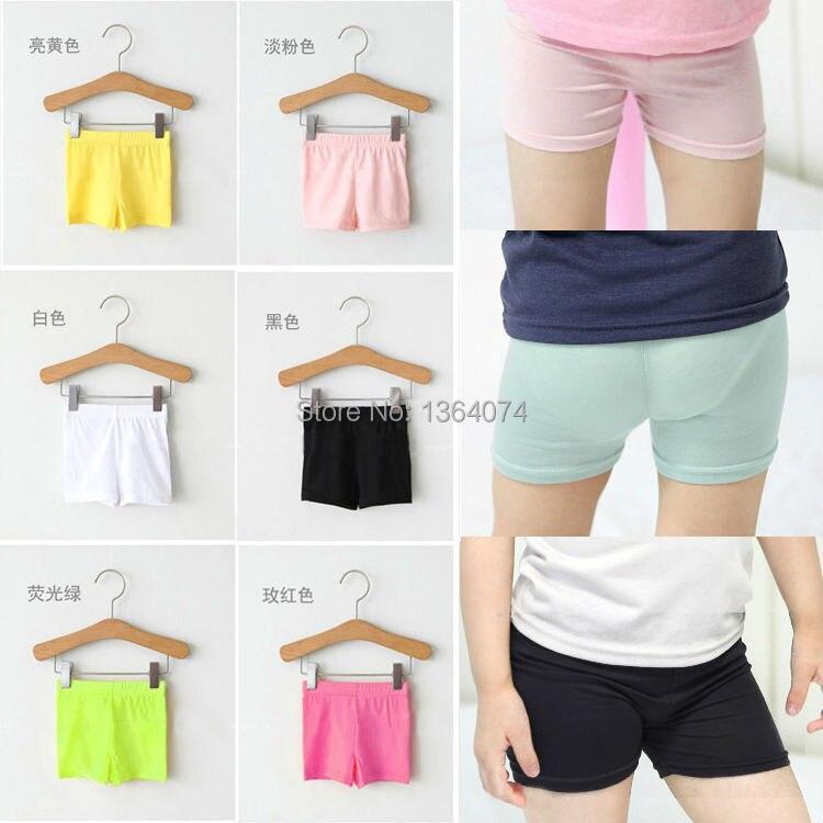 214f587d1 Aliexpress.com: Comprar Leggings cortos de algodón para niñas a la moda de  verano de short legging kids fiable proveedores en Fancouven Boutique Store