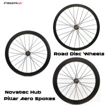 Get Sales!!! toray T700 fiber 700C 38/50/60mm clincher matte black thru axle wheelset carbon wheels for road bike with disc brakes compare
