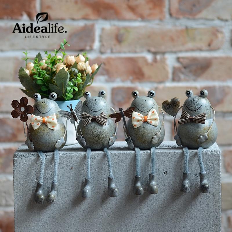 smola terarij životinje minijaturne figurice bajke vintage ukras za - Kućni dekor