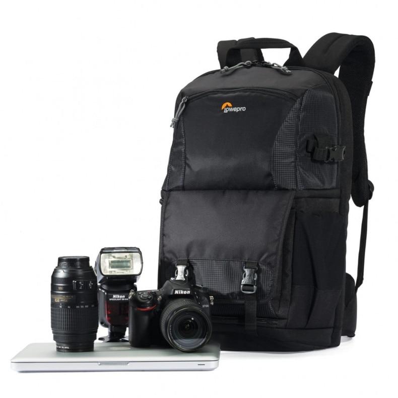NEW Genuine Lowepro Fastpack BP 250 II AW dslr multifunzione pacchetto di giorno 2 disegno 250AW reflex digitale zaino Nuova fotocamera zaino