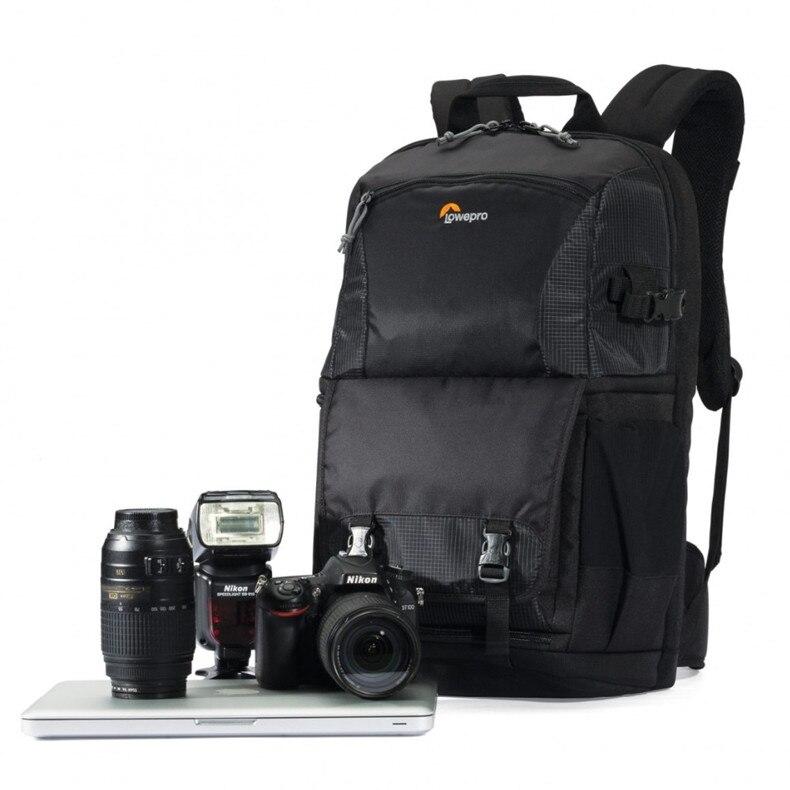 NOUVEAU Véritable Lowepro Fastpack BP 250 II AW dslr multifonction sac à dos journée 2 conception 250AW reflex numérique sac à dos Nouvelle caméra sac à dos