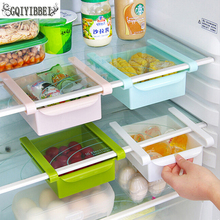 GQIYIBBEI Multi-function Refrigerator Home Storage Box kitchen Accessories Space-saving Counter Organizer