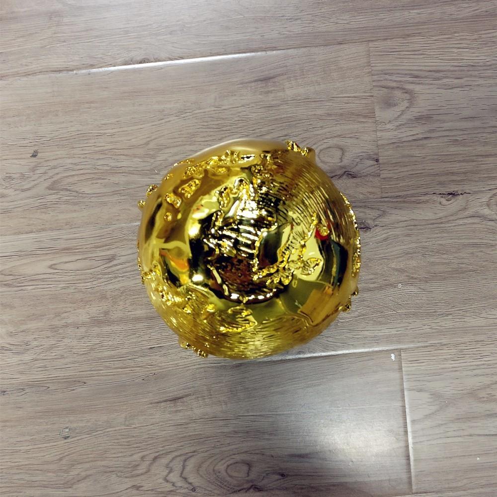 Home Decoration Accessories Gold Fantasy Football Trophy Replica Resin <font><b>Msr</b></font> <font><b>Titan</b></font> <font><b>Cup</b></font> Jules Rimet Trophies Soccer Fans Souvenir