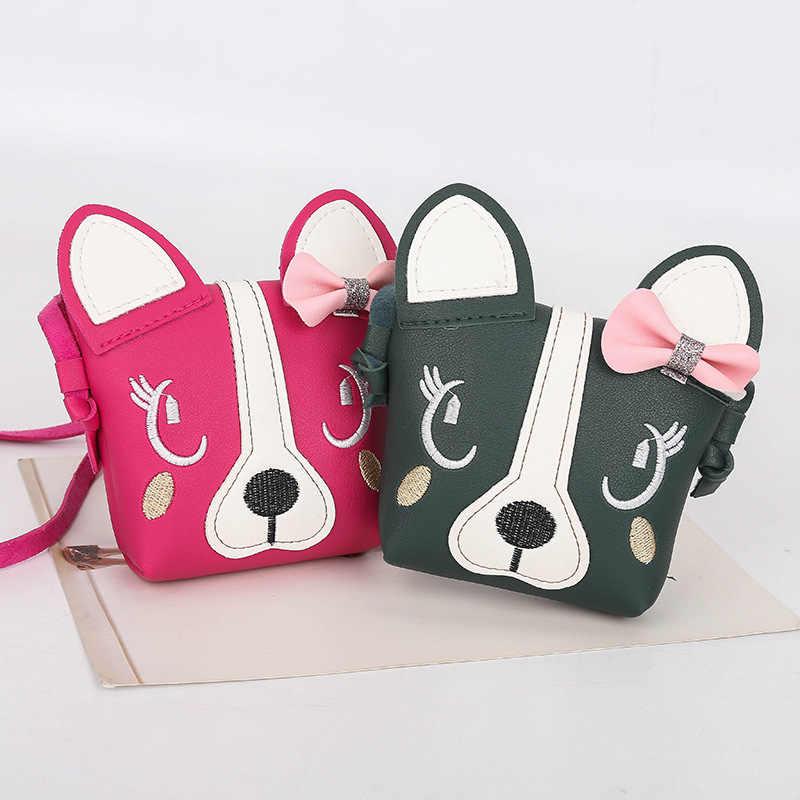 5669e6ff925e ... Children Shoulder Bag Baby Girls Messenger Bags PU Leather Crossbody Bags  Girls Mini Cute Handbag Fashion