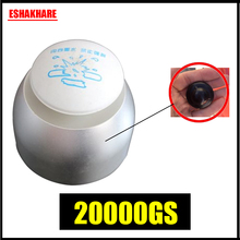 유니버설 태그 리무버 자석 슈퍼 detacher 20000GS 잉크 태그 리무버 eas 골프 마그네틱 detacher