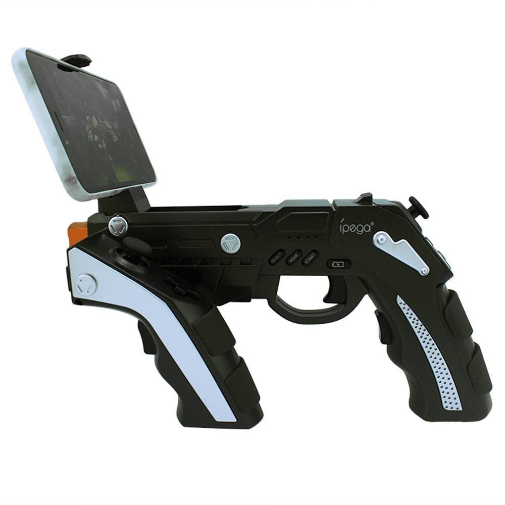 Original IPEGA 9057 Gamepad Phantom ShoX Blaster sans fil Bluetooth 3.0 contrôleur de jeu pistolet conception pour Android VR PC