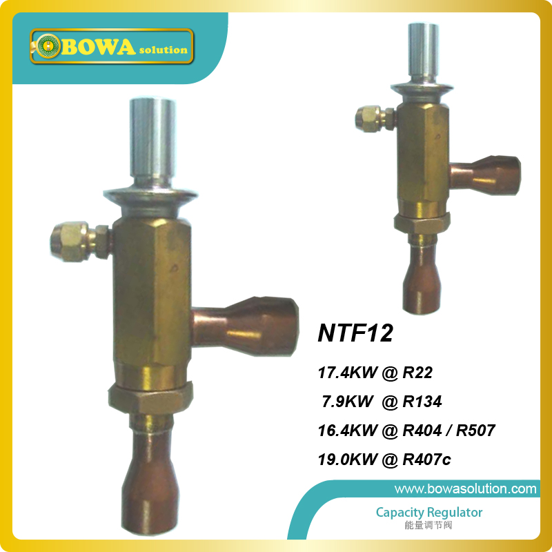 Capacity regulator protect against too low an evaporator temperature and direct connection to system suction line automatic reset overvoltage and undervoltage protector against abnormal voltage too high or too low of power grid