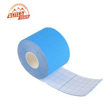 5cm x 5m Kinesiology Roll Cotton Elastic Adhesive Muscle Bandage Strain Injury Support Neuromuscular Sport Tape Bicycle Stickers(China)