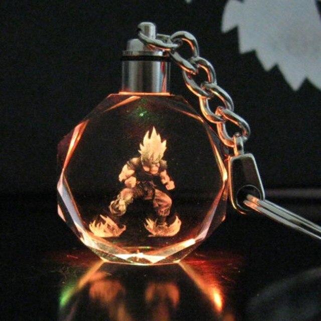 Светодиодный фонарик брелок Драконий жемчуг в ассортименте 3