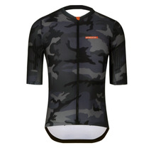 SPEXCEL 2019 new aero cycling jersey short sleeve road mtb shirt stripe fabric at and back