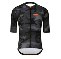 SPEXCEL 2019 new aero cycling jersey short sleeve road mtb cycling shirt stripe fabric at sleeve and back