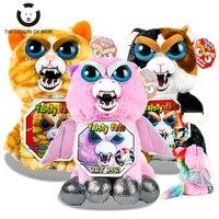 Śmieszne Zwierzęta Feisty Zmiany Twarzy Wypchane Zwierzęta Pluszowe Zabawki dla Dzieci Prezenty Dla Dzieci Zabawki Jednorożec Pluszowe Zabawki Lalki Anime