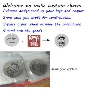 Image 5 - Amuletos religiosos de acero inoxidable Ladyfun # ButGod Charm for jewelry making