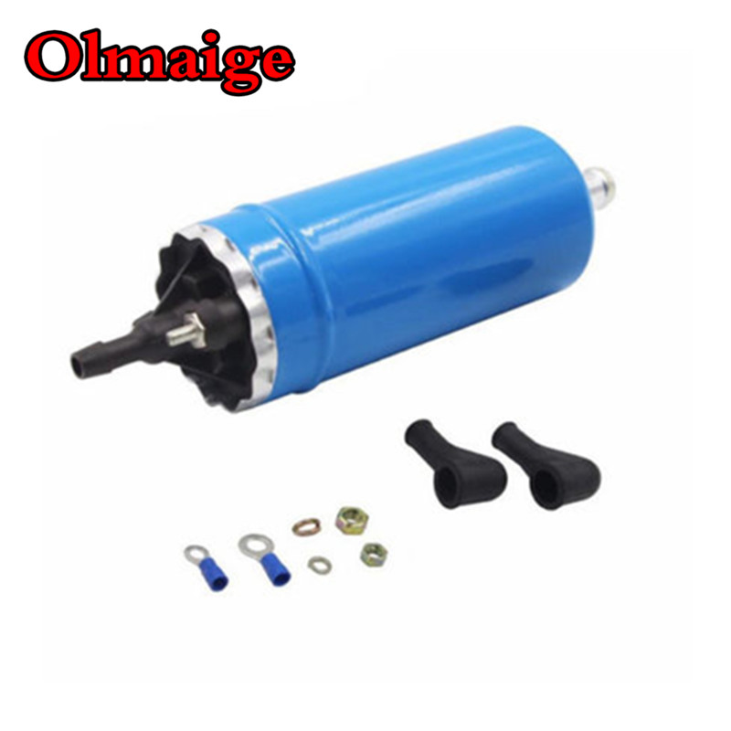 Universal Brand new blue high pressure Electric Fuel Pump 0580464038 0580 464 038 for Renault BMW ALFA PEUGEOT 308 in Fuel Pumps from Automobiles Motorcycles