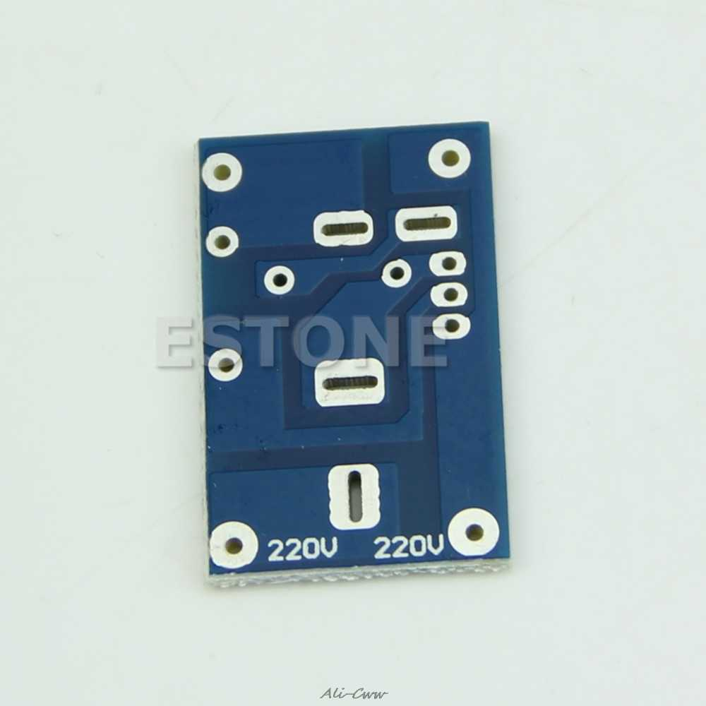 100W Dimmer Module with Switch Speed Regulation Module DIY Kit Components