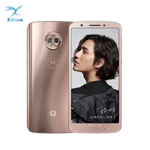Image 1 - מוטורולה Mobilephone Moto ירוק פומלו 1S XT1925 Snapdragon 450 4GB RAM 64GB ROM 5.7 אינץ 18:9 IPS טביעת אצבע 3000mAh טלפון סלולרי