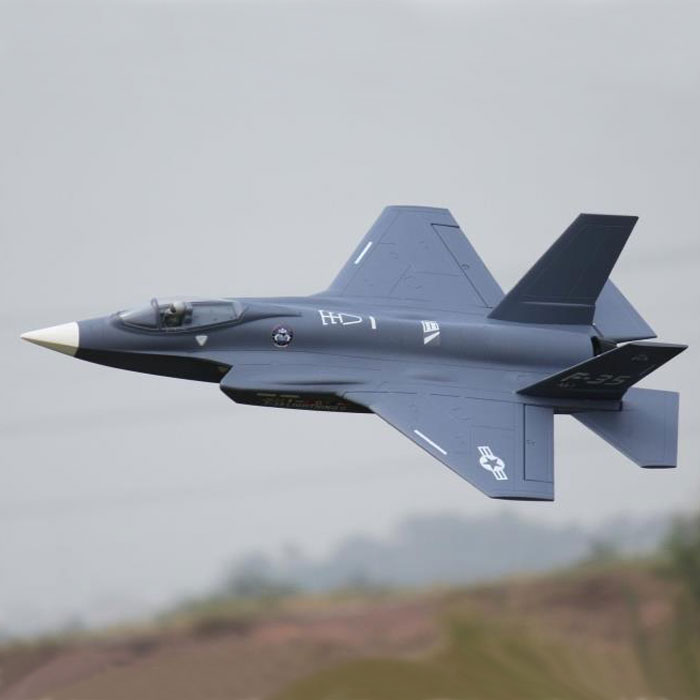 Freewing F35 70mm vect EDF Jet plane RC airplane pnp EPO ...
