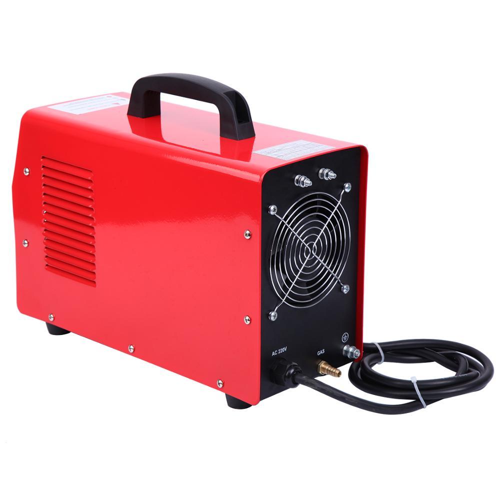 Tragbare Digitale Plasma Cutter Schneid Inverter Maschine 50AMP Kompatibel mit Zubehör