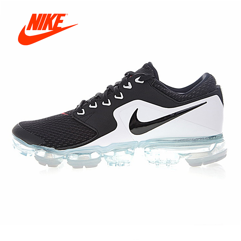 NIKE AIR VAPORMAX Original New Arrival Authentic FLYKNIT Men's Running Shoes Sneakers Sport Outdoor Good Quality AH9046 цена