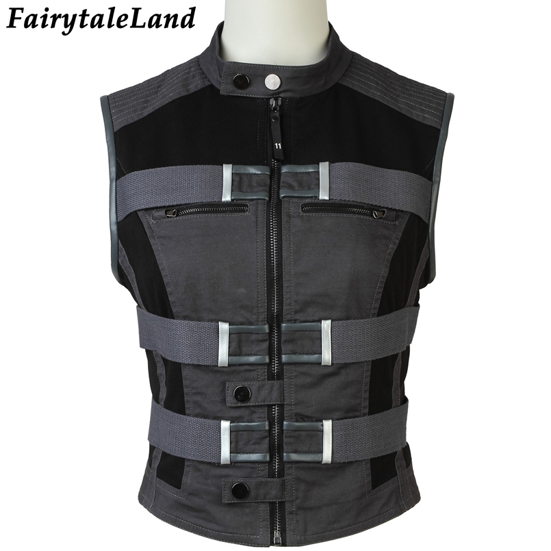 Avengers Infinity War Black Widow Cosplay Vest Carnival Halloween cosplay custom made costume superhero Black Widow Vest
