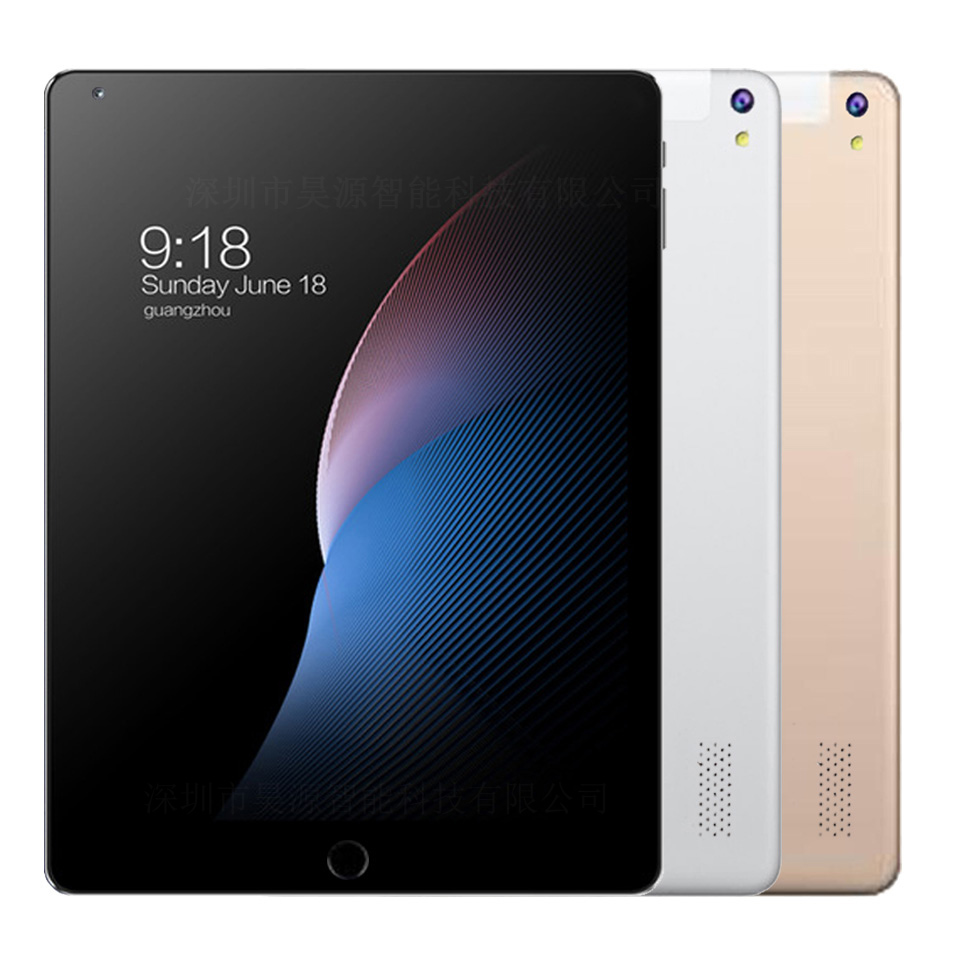 2019 New Arrival 4G Tablet Pc 9.7 Inch Tablet Gps 32GB ROM Dual SIM Phone Call Tablet Android Kids Tablets 10 Inch
