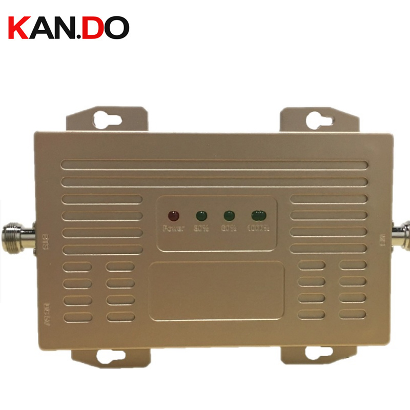 downlink 1W 75dB 27dbm 900mhz Repeater GSM 900MHz 2G voice repeater high Power 1W Mobile Phone