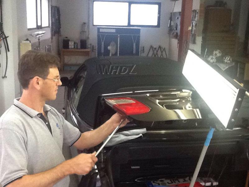 Car Repair Rods Hook Tools Paintless Dent Repair Car Dent Removal Tools C Kit tools for auto paintless dent kit set
